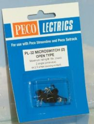 Peco PL32 Microswitch - reduced